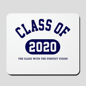 Class of 2020 Mousepad