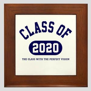 Class of 2020 Framed Tile