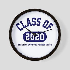 Class of 2020 Wall Clock