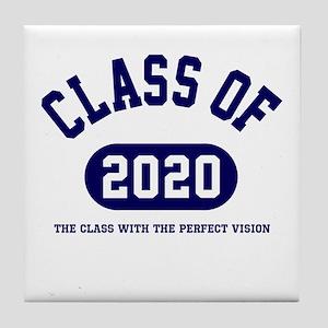 Class of 2020 Tile Coaster
