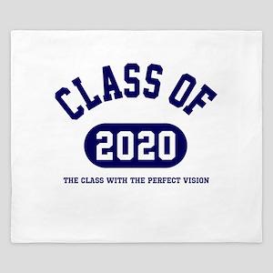 Class of 2020 King Duvet