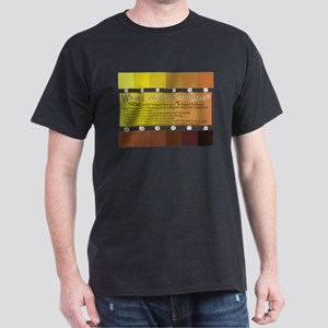 What Color is Your Beer? Dark T-Shirt