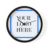 Logo Wall Clocks