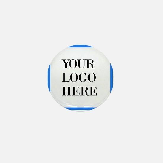 Your Logo Here Mini Button