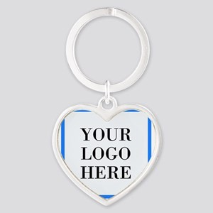 Your Logo Here Keychains