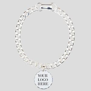 Your Logo Here Bracelet