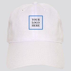 Your Logo Here Baseball Cap