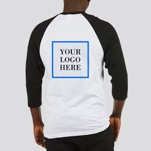 Your Logo Here Baseball Jersey
