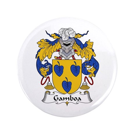 "Gamboa 3.5"" Button"