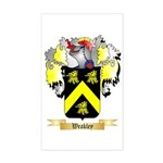 Weakley Sticker (Rectangle)