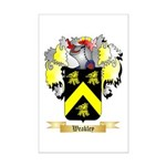 Weakley Mini Poster Print
