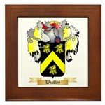 Weakley Framed Tile
