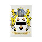 Waymen Rectangle Magnet (100 pack)