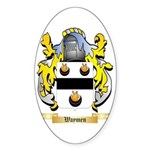 Waymen Sticker (Oval 50 pk)