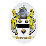 Waymen Oval Ornament