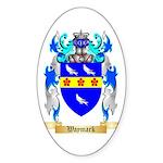 Waymark Sticker (Oval 50 pk)