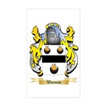 Wayman Sticker (Rectangle)