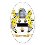 Wayman Sticker (Oval)