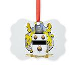 Wayman Picture Ornament