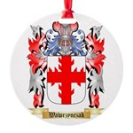 Wawrzynczak Round Ornament