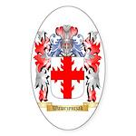Wawrzynczak Sticker (Oval 50 pk)