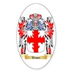 Wawer Sticker (Oval 50 pk)