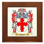 Wawer Framed Tile
