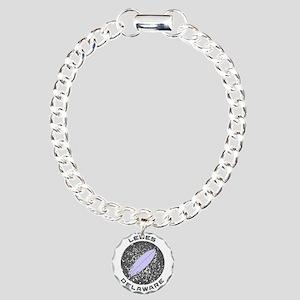 Delaware - Lewes Charm Bracelet, One Charm