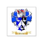 Wauton Square Sticker 3