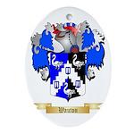 Wauton Oval Ornament