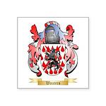 Wauters Square Sticker 3