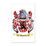 Wauters 20x12 Wall Decal