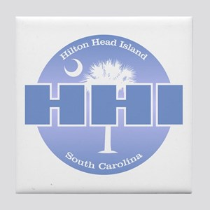 Hilton Head (Abbreviation) Tile Coaster