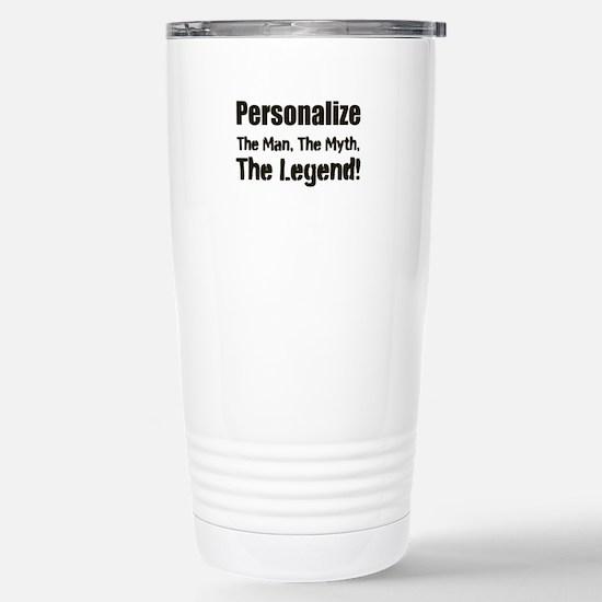 Personalize Legend Mugs