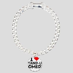 I Love Stand-up Comedy Bracelet