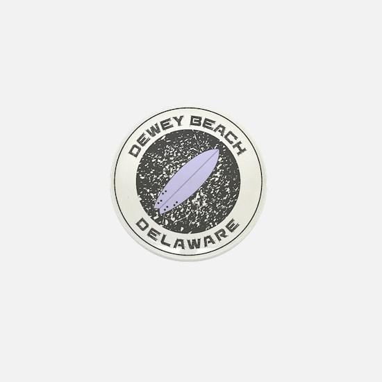 Delaware - Dewey Beach Mini Button