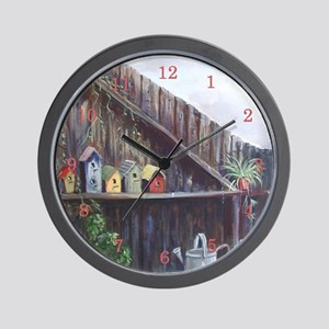 """Cozy Corner"" Wall Clock"