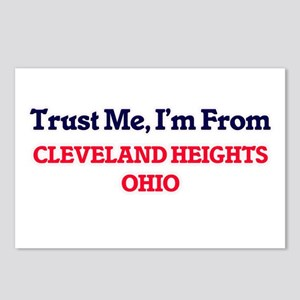 Trust Me, I'm from Clevel Postcards (Package of 8)