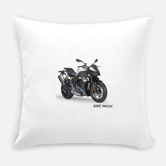 Ebr Racing 1190sx Everyday Pillow