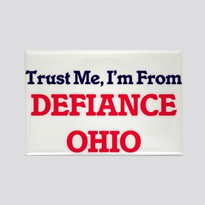 Trust Me, I'm from Defiance Ohio Magnets