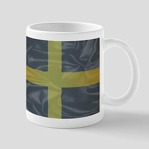 Silk Flag of Saint David Of Wales Mugs