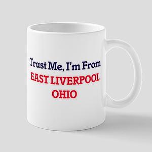 Trust Me, I'm from East Liverpool Ohio Mugs