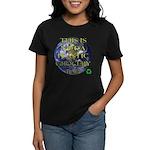 Not a Plastic Bag Women's Dark T-Shirt