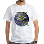Not a Plastic Bag White T-Shirt