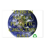 Not a Plastic Bag Postcards (Package of 8)