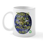 Not a Plastic Bag Mug