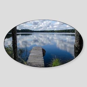 Still Lake Sticker