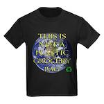 Not a Plastic Bag Kids Dark T-Shirt