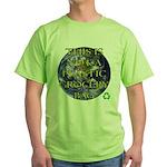 Not a Plastic Bag Green T-Shirt