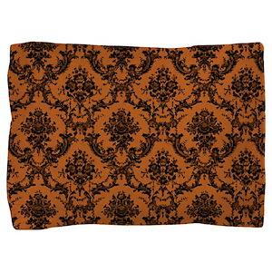 Victorian Wallpaper Pillow Sham